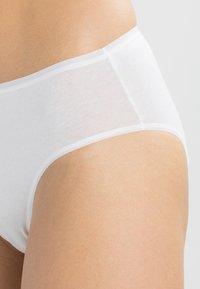 Schiesser - ESSENTIALS 3 PACK - Slip - white - 4