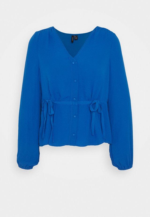 VMZIGGA - Blouse - nautical blue