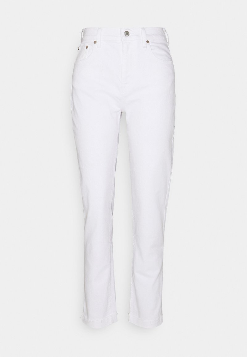 Gap Tall - Straight leg jeans - white global
