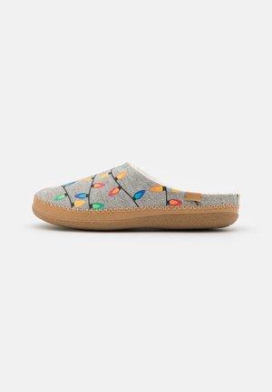 IVY - Domácí obuv - grey