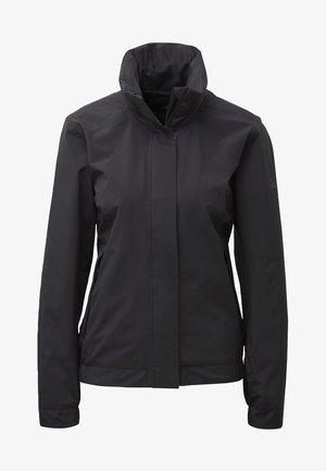 TERREX AX - Vodotěsná bunda - black