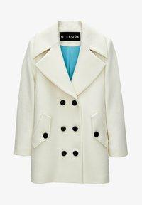Uterqüe - Short coat - white - 5