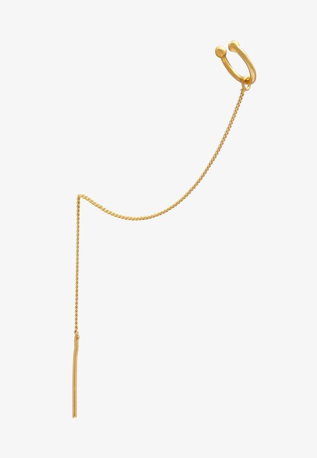EARCUFF  - Oorbellen - gold