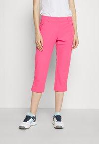 Calvin Klein Golf - SABI CAPRI - 3/4 sports trousers - jete - 0