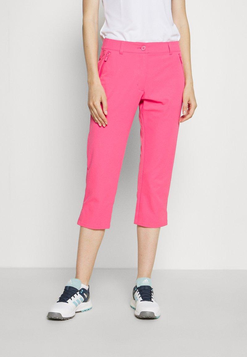 Calvin Klein Golf - SABI CAPRI - 3/4 sports trousers - jete