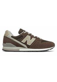 New Balance - 996 - Zapatillas - black aluminum - 2