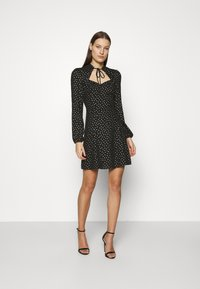 Liu Jo Jeans - ABITO CORTO - Cocktail dress / Party dress - nero - 1