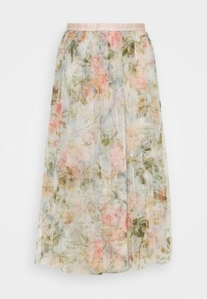 ROSE GARDEN MIDAXI SKIRT - A-line skirt - multi