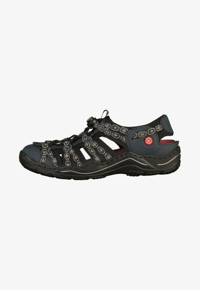 Chaussures à lacets - blue