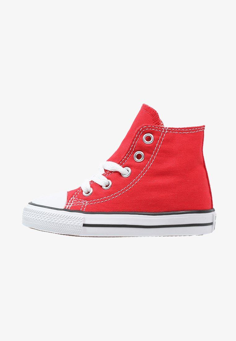 verbo Perjudicial vitamina  Converse CHUCK TAYLOR ALL STAR - Zapatillas altas - rot/rojo - Zalando.es