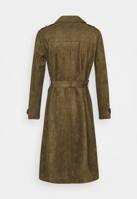 More & More - COAT - Trenchcoat - olive dust - 1