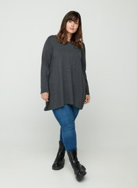Zizzi - MIT A-PASSFORM - Jumper - dark grey - 1