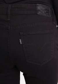 Levi's® - 711 SKINNY - Jeans Skinny Fit - black sheep - 4