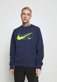 Nike Sportswear - CREW PACK - Sweatshirt - midnight navy - 0