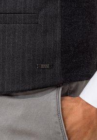 BRAX - STYLE WADE - Suit waistcoat - anthra - 4
