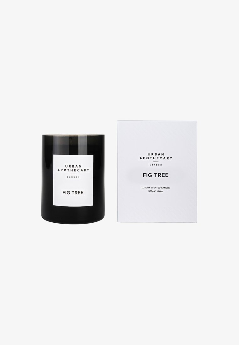 Urban Apothecary - LUXURY BOXED GLASS CANDLE - Scented candle - fig tree