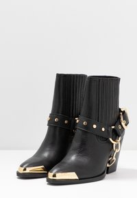 Versace Jeans Couture - Santiags - nero - 4