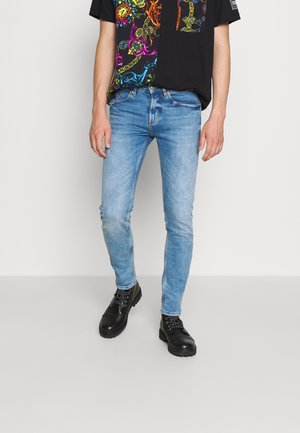 COMFORT LIGHT WASH - Slim fit jeans - indigo