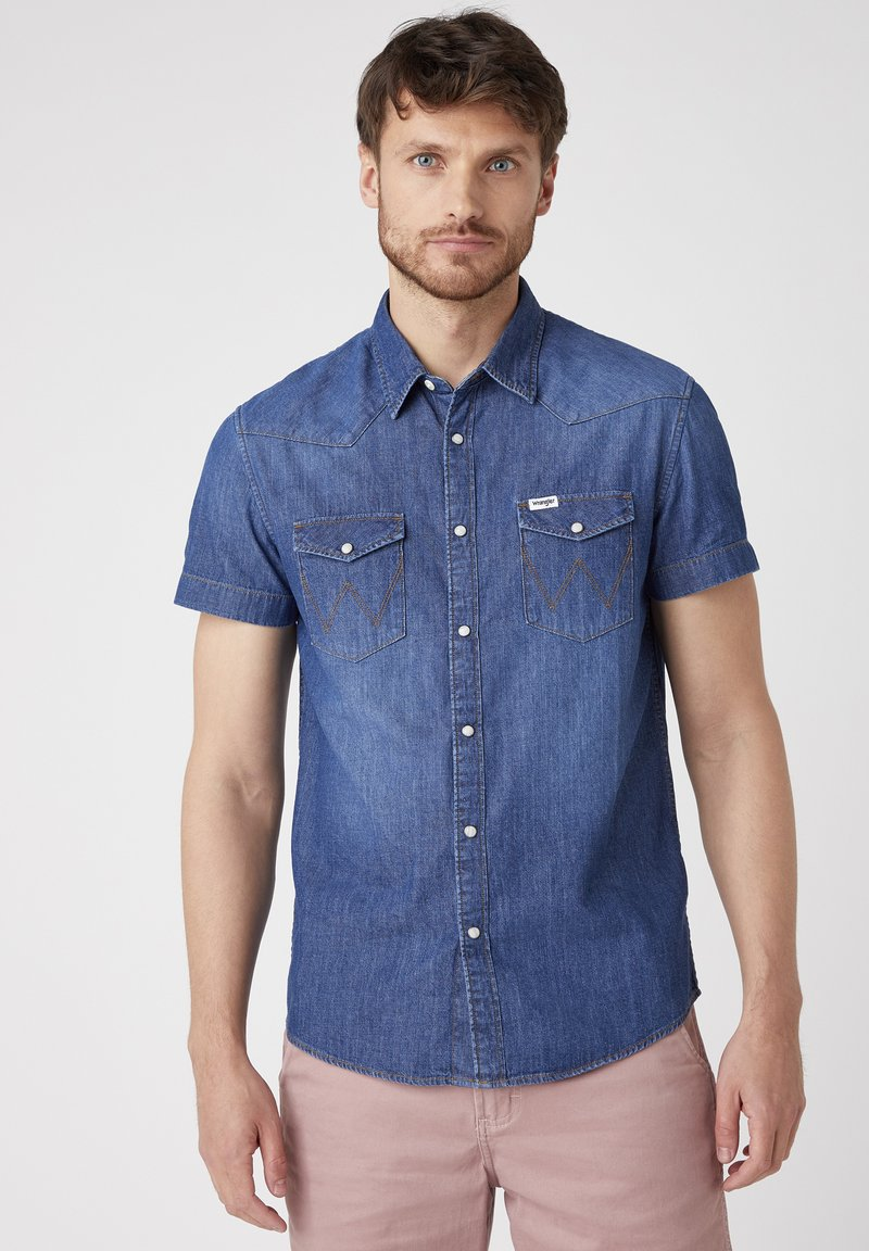 Wrangler - Shirt - mid summer