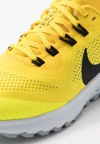 Nike Performance - AIR ZOOM PEGASUS 36 TRAIL - Zapatillas de trail running - opti yellow/black-speed yellow-lemon venom-obsidian mist-aura - 5