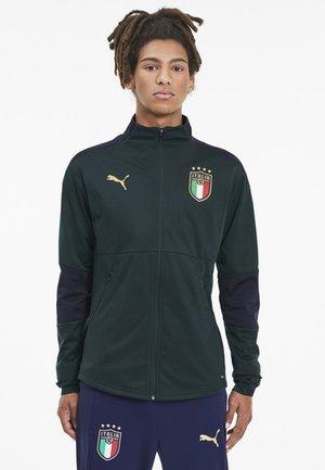 Training jacket - ponderosa pine-peacoat