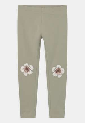 MINI SWEET KNEEPATCH - Leggings - Trousers - dusty green
