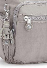 Kipling - GABBIE S - Across body bag - grey gris - 5