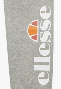 Ellesse - COLINO - Teplákové kalhoty - grey marl - 2