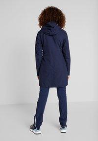 Vaude - WOMEN'S KAPSIKI COAT - Hardshell jacket - eclipse uni - 2