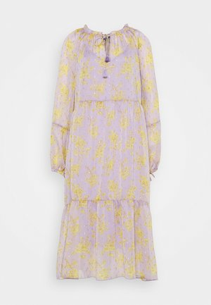DRESS - Korte jurk - pale blush