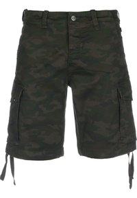 Reell - Shorts - black camo - 0