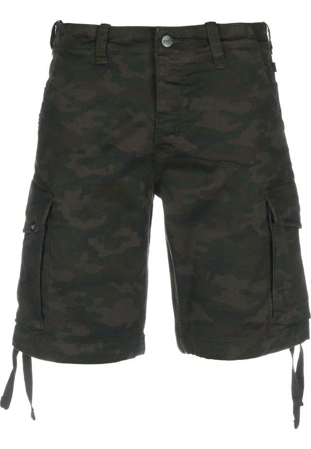 Shorts - black camo