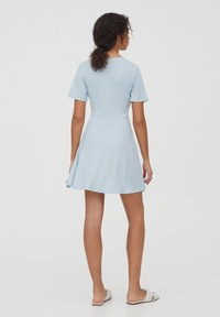 PULL&BEAR - Day dress - light blue - 2