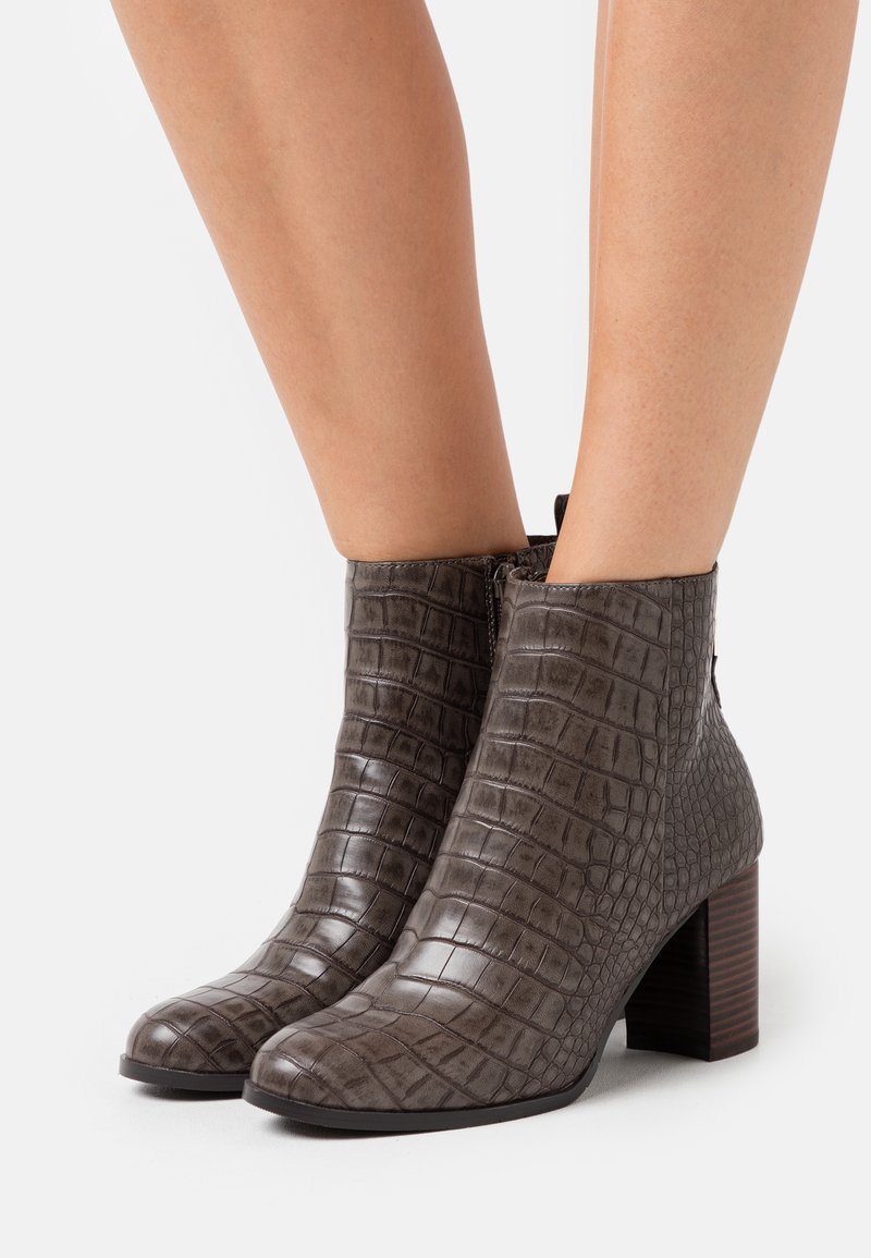 Mexx - FEE - Classic ankle boots - taupe