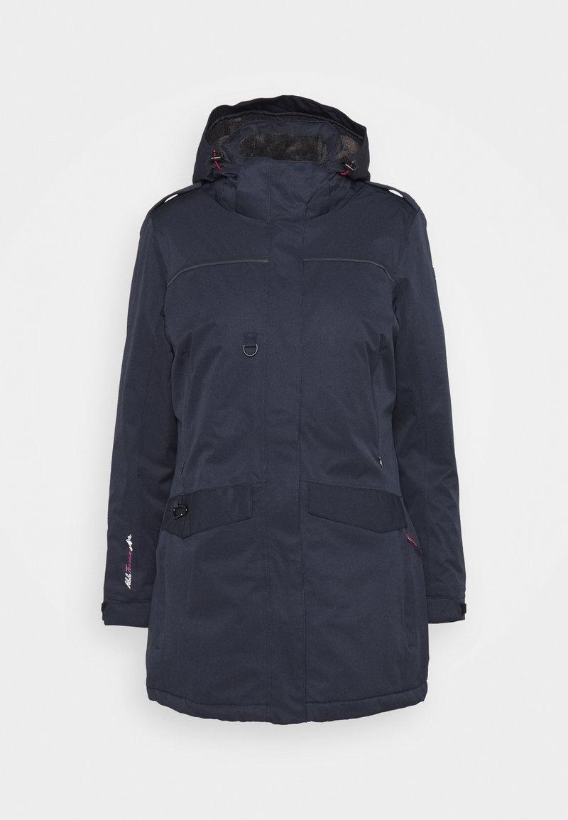 Killtec - OSTFOLD  - Winter jacket - dunkelnavy