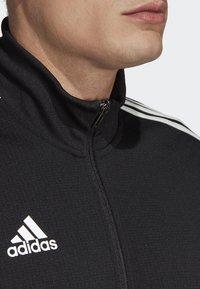 adidas Performance - Tiro 19 Training Overalls - Tracksuit - black - 3