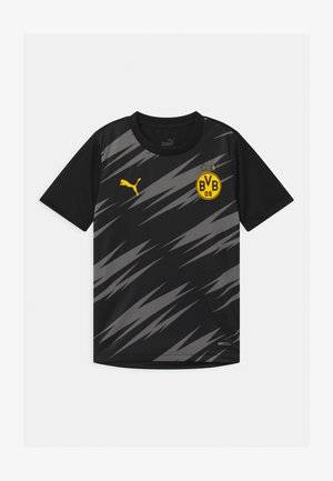 BVB BORUSSIA DORTMUND STADIUM UNISEX - Club wear - puma black/asphalt