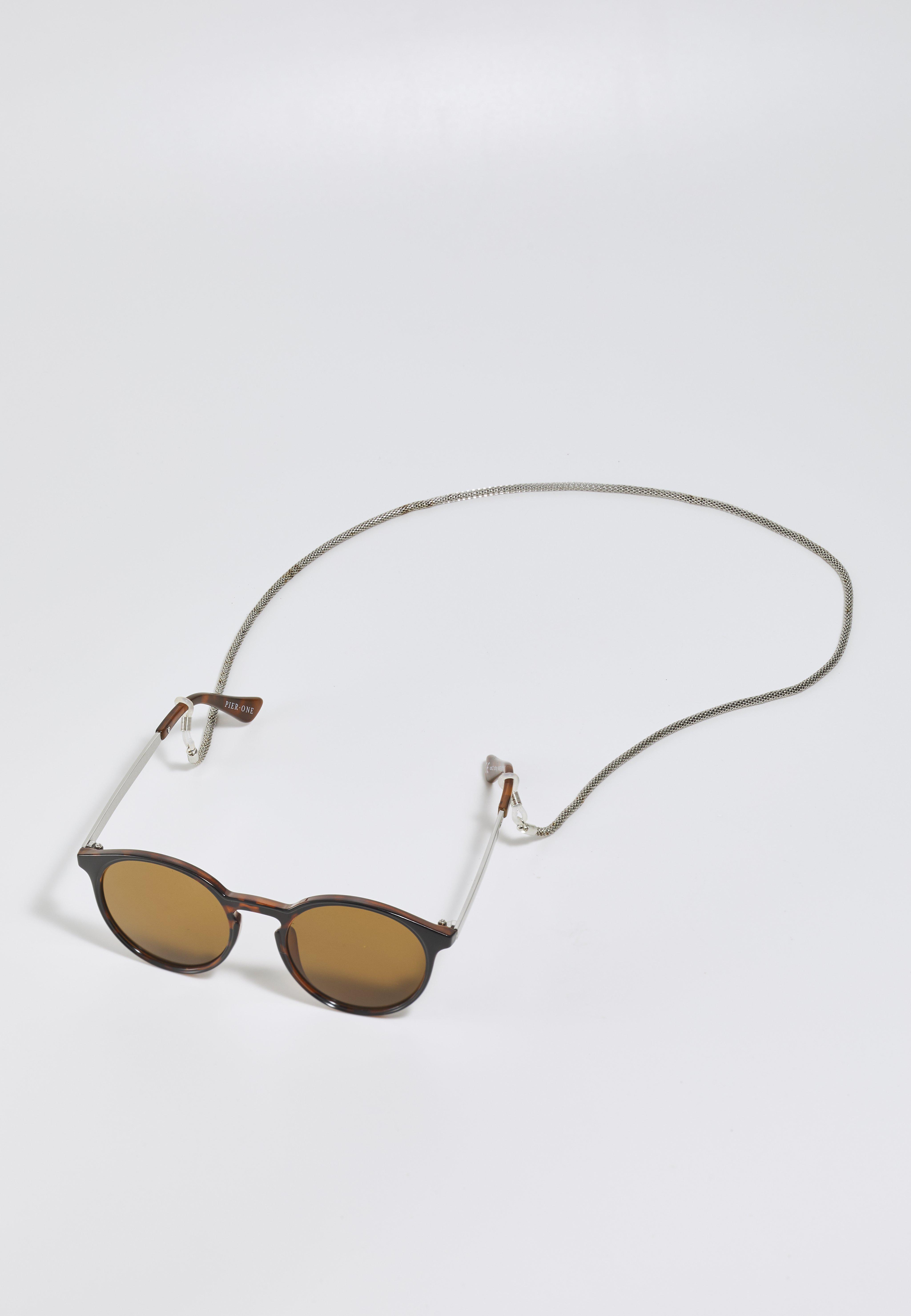 Hombre SET MIT CHAIN KETTE UNISEX - Gafas de sol