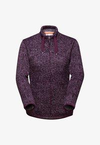 Mammut - Fleece jacket - grape - 2