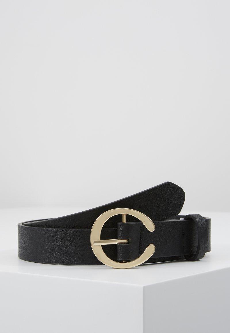 Gina Tricot - MINTE BELT SET - Pásek - black gold