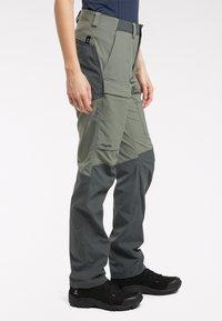 Haglöfs - Outdoor trousers - lite beluga/magnetite - 2