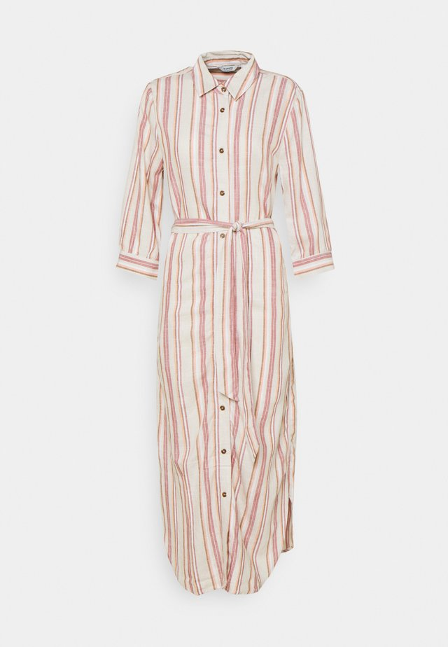 BYDENANNA DRESS  - Shirt dress - birch mix