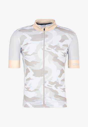 GRAPHIC TRAINING - T-shirt z nadrukiem - ash multi