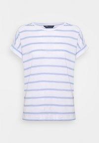 Marks & Spencer London - STRIPE - Print T-shirt - blue - 0