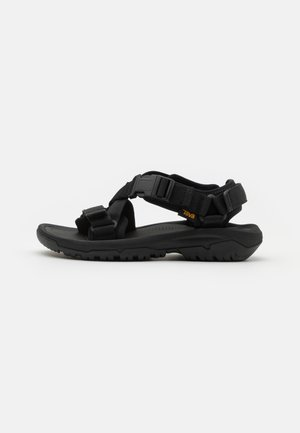 HURRICANE VERGE - Walking sandals - black