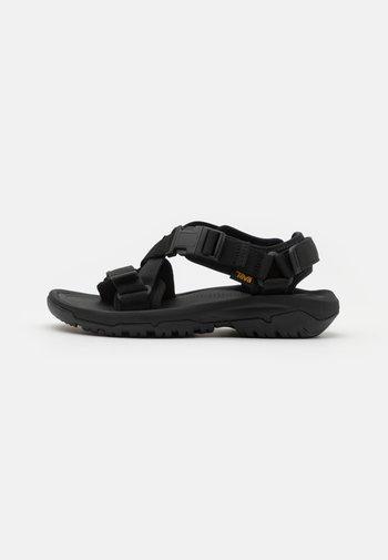 HURRICANE VERGE - Walking sandals - black