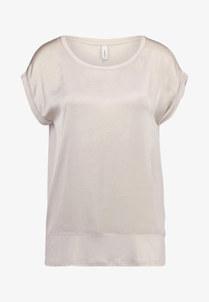 THILDE - Basic T-shirt - sand