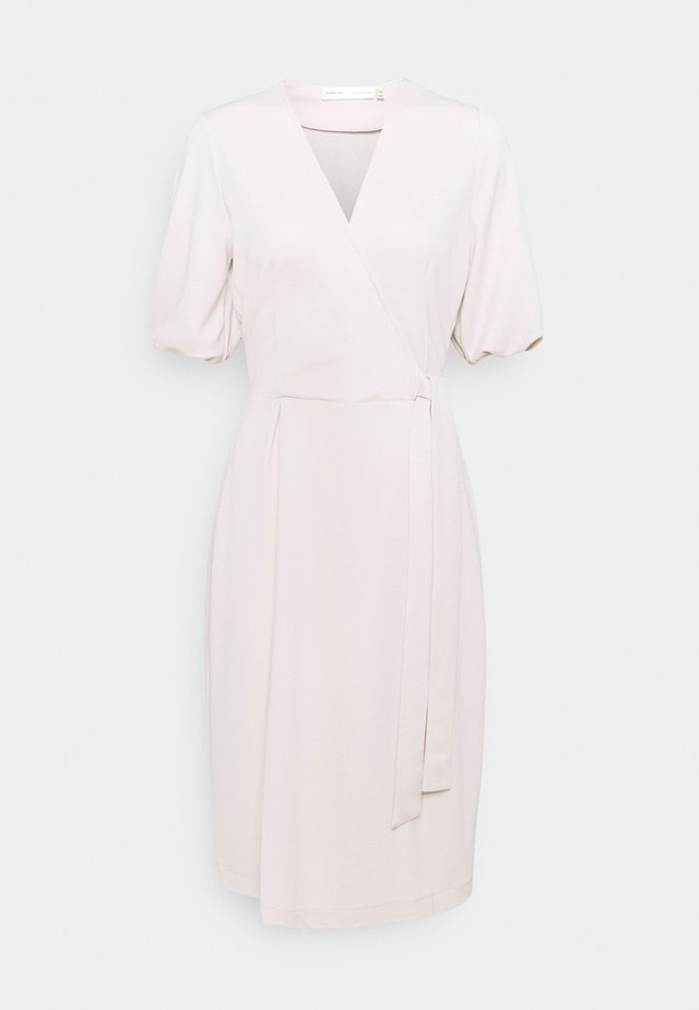 ALANO BALLOON DRESS - Robe d'été - whisper white
