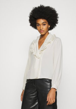 MARIAN - Blouse - white dusty light
