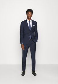 Calvin Klein Tailored - TROPICAL STRETCH SUIT - Completo - calvin navy - 1